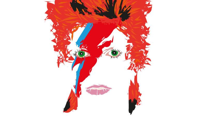 David Bowie Ausstellung im Martin Gropius Bau