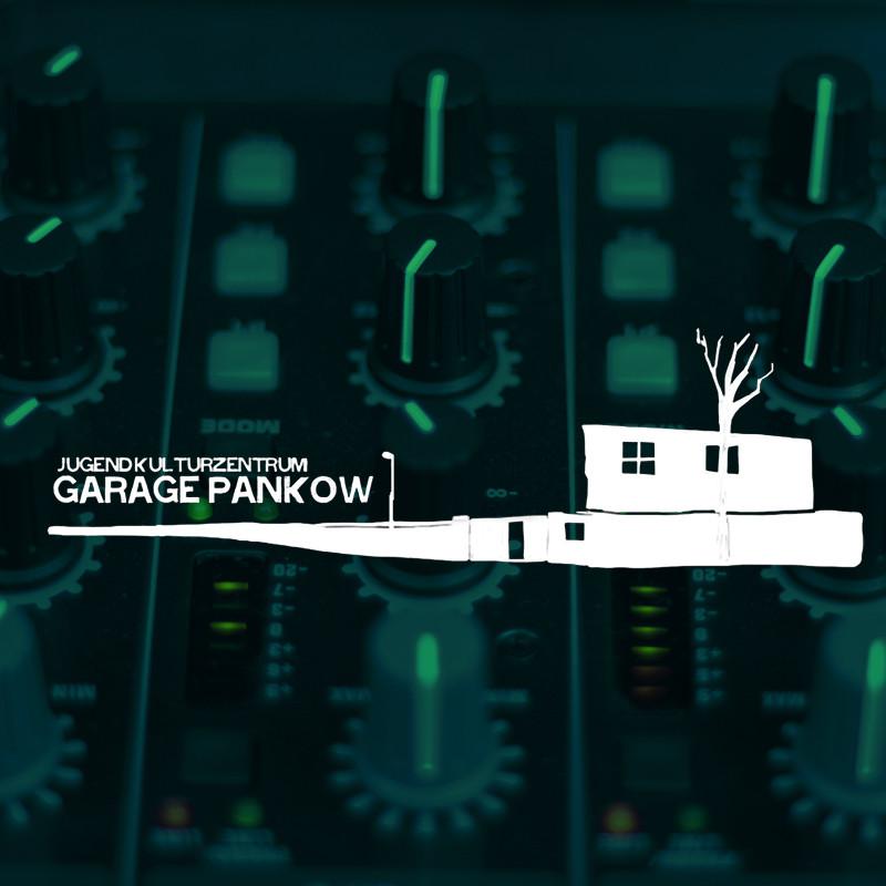 grünes Portfoliobild Garage Pankow