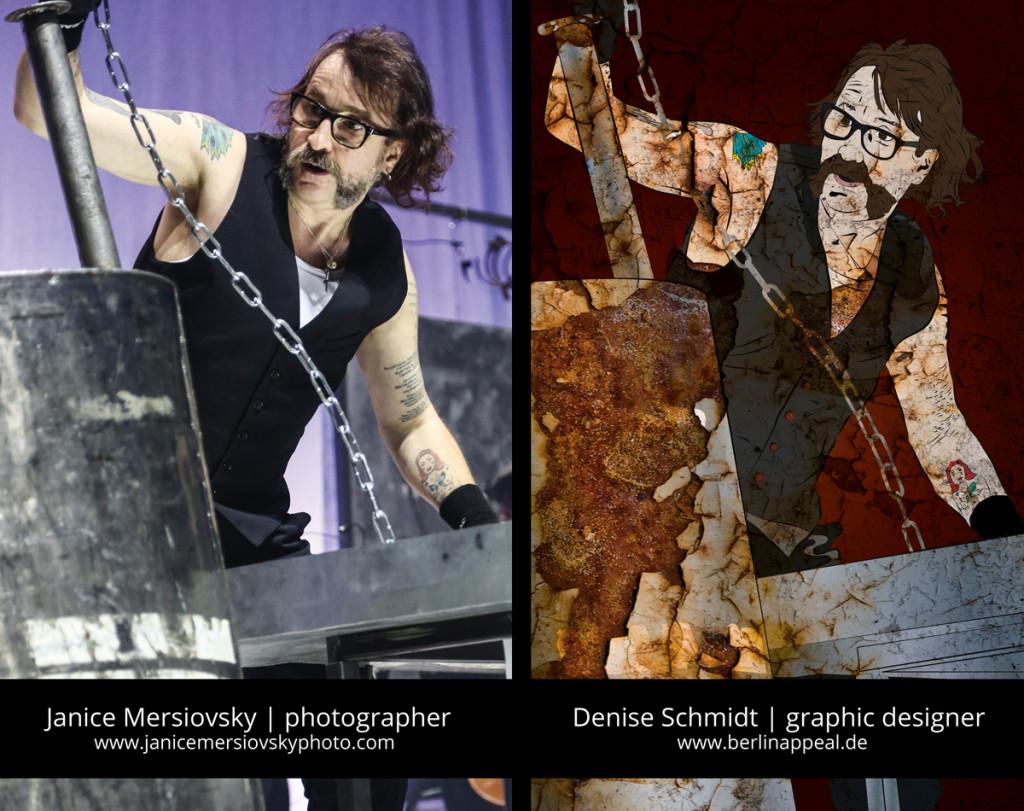 Photographer: Janice Mersiovsky | www.janicemersiovsky.com Graphicdesigner: Denise Schmidt | www.berlinappeal.de