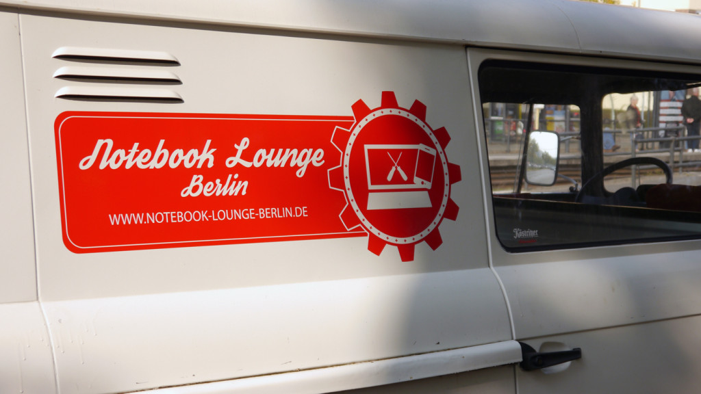 Logo Gestaltung Barkas und Qek