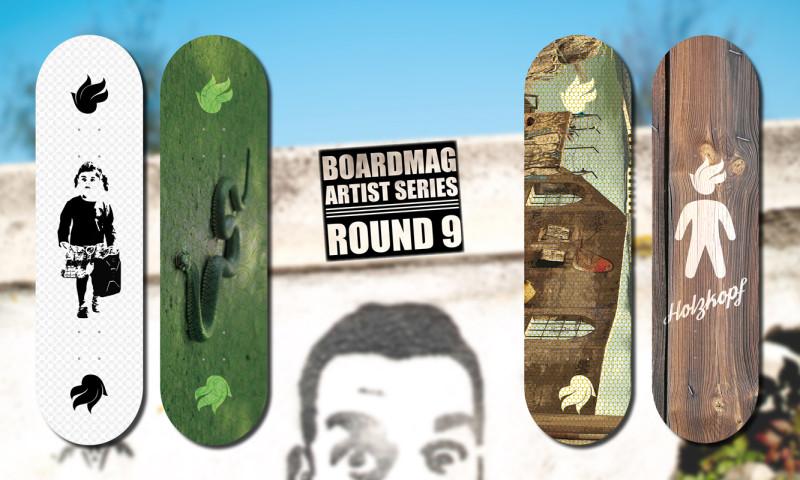 Boardmag Artist Series gehen in die Verlängerung