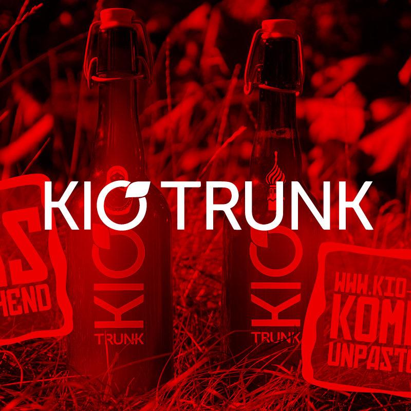 Grafikdesign | Kio Trunk