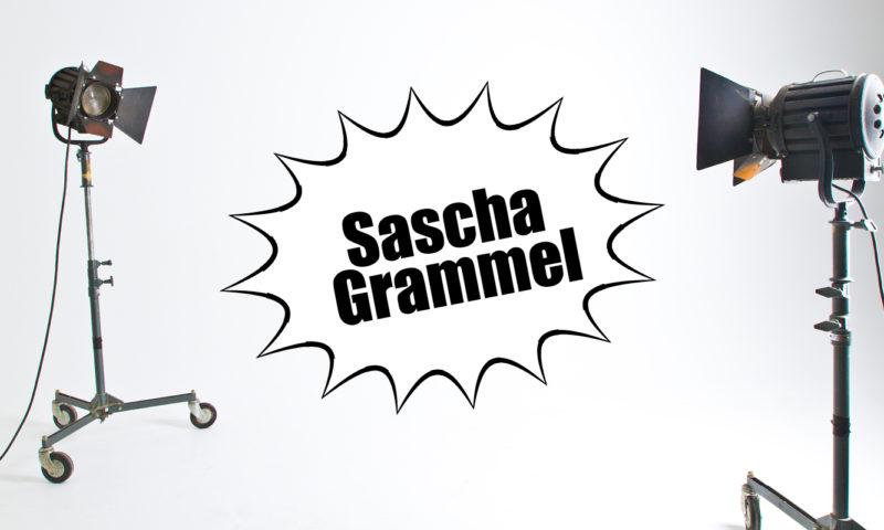 Vektorisierung Bühnenbild Sascha Grammel
