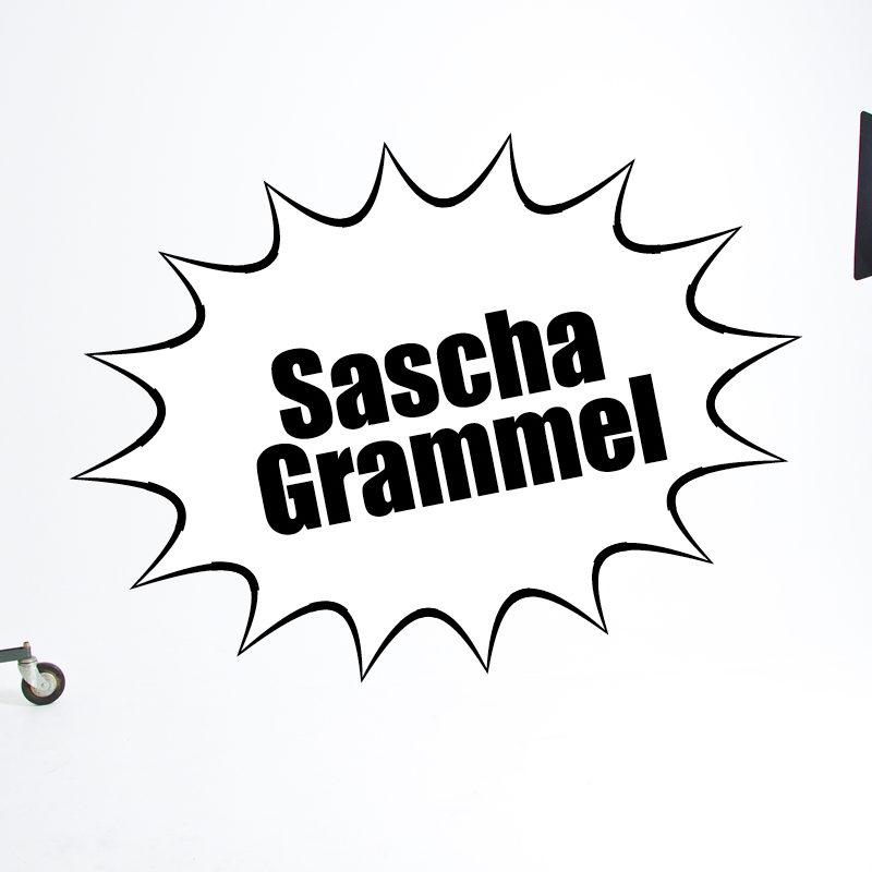 Sascha Grammel - Portfoliobild